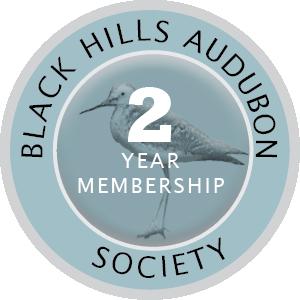 Audobon Membership Badge 2 year
